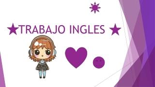 TRABAJO INGLES