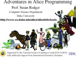 The Program at Duke University