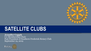 SATELLITE CLUBS