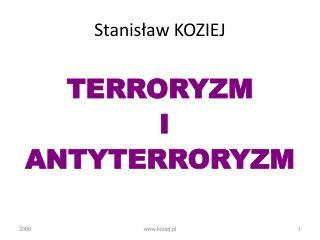Stanisław KOZIEJ