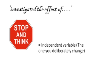 Dependent Variable… '