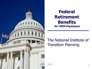 Federal Retirement Benefits  for FERS Employees