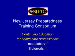 New Jersey Preparedness Training Consortium