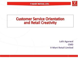 V-MART RETAIL LTD.