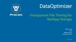 Data Optimizer