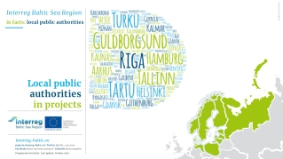 Local public authorities in projects