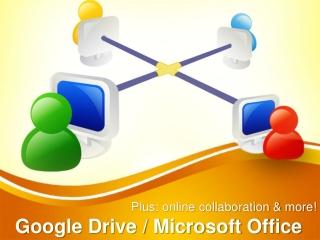 Google Drive / Microsoft Office