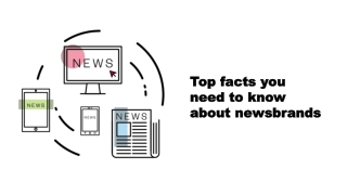Top facts you need to know about newsbrands