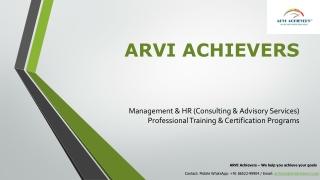 ARVI ACHIEVERS