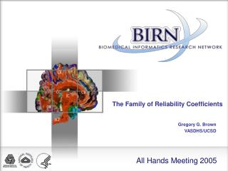 The Family of Reliability Coefficients