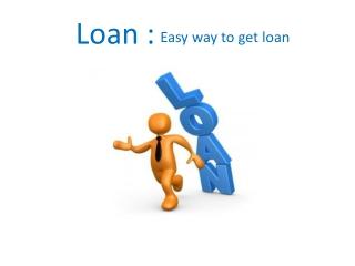 Loan :