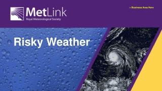 Risky Weather