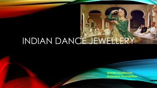 Indian Dance Jewellery