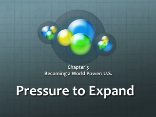 Pressure to Expand