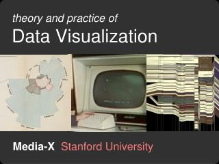 theory and practice of Data Visualization