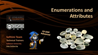 Enumerations and Attributes