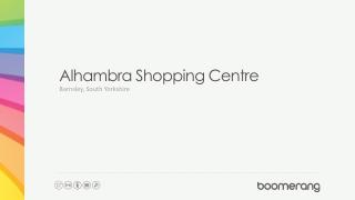 Alhambra Shopping Centre