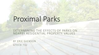 Proximal Parks