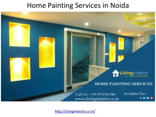 Home Painting Services in Noida