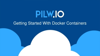 Getting Started With Docker Containers