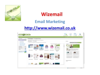 Wizemail Email Marketing