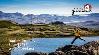 Tourism Statistics Report 2017 West Greenland