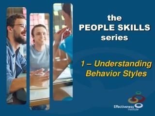 1 – Understanding Behavior Styles