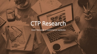 CTP Research