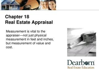 Real Estate Appraisal: