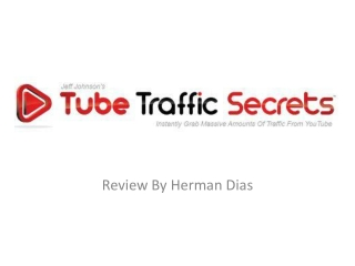 Tube Traffic Secrets Review