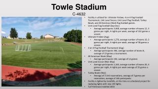 Towle Stadium C-4632