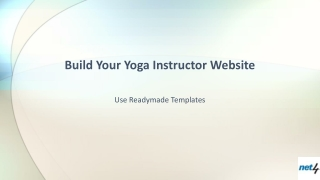 Build Your Yoga Instructor Website