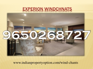 Experion Windchants New Upcoming Projects Call 7503574944