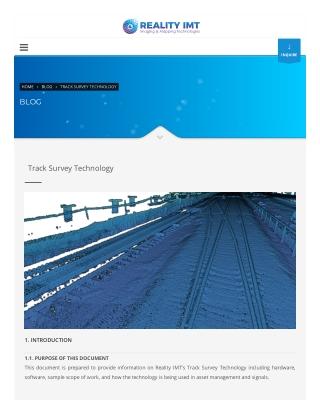 Track Survey Technology