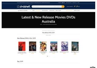 Latest & New Release Movies on DVD Australia