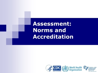 Assessment: Norms and Accreditation