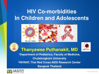HIV Co-morbidities In Children and Adolescents