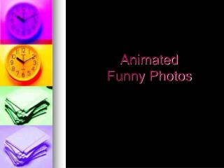Animated Funny photos