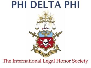Phi Delta Phi