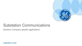 Substation Communications