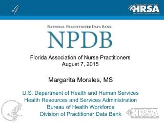 Florida Association of Nurse Practitioners August 7, 2015