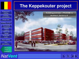 The Keppekouter project
