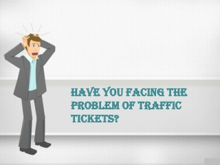 Need of Charlotte traffic attorney