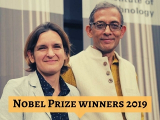 The 2019 Nobel Prize Winners
