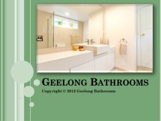 Renovations in Geelong