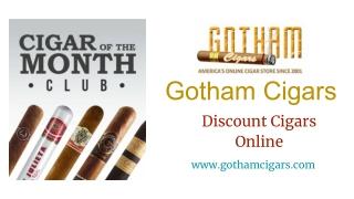 Buy ACID Cigars from Gotham Cigars