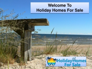 Buying A Holiday Home Australia