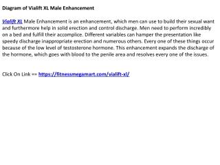 Vialift Xl Reviews