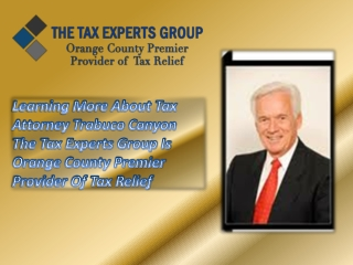 Attorney Trabuco Canyon