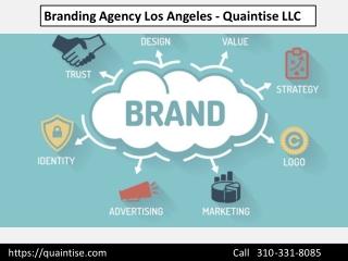Branding Agency Los Angeles - Quaintise LLC